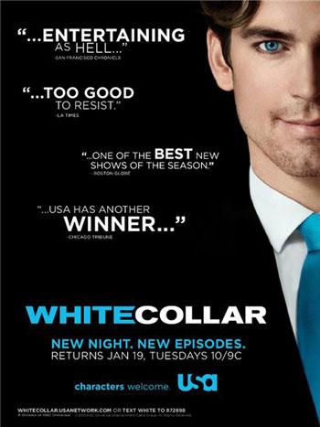 Белый воротничок — скачать сериал бесплатно в хорошем качестве.