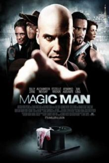 Фокусник / Magic Man (2009) DVDRip 700