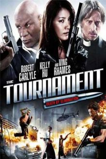 Турнир / The Tournament (2009) DVDRip 700/1400