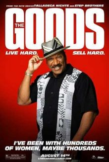 Продавец / The Goods: Live Hard, Sell Hard (2009) DVDRip 700mb