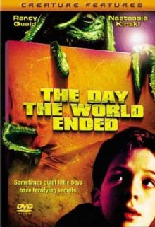 День конца света / The Day the World Ended (2001) DVDRip