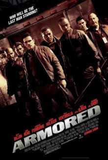 Инкассатор / Armored (2009) DVDRip 700MB