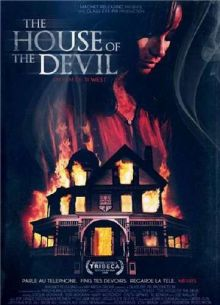 Дом Дьявола / The House of the Devil (2009) DVDRip / 700