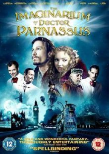 Воображариум доктора Парнаса / The Imaginarium of Doctor Parnassus (2009) DVDRip 700/1400