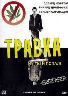Травка / Leaves of Grass (2009) DVDRip 700/1400