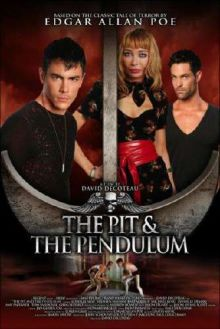 Колодец и маятник / The Pit and the Pendulum (2009) DVDRip / 700