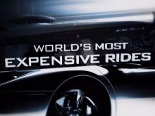 фильм Гонка на миллион / World's Most Expensive Rides (2010) HDTVRip / 720.52 Mb
