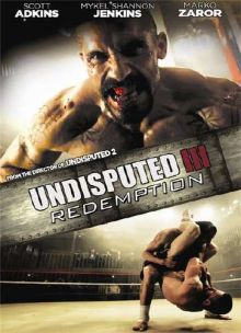 Неоспоримый 3 / Undisputed III: Redemption (2010) DVDRip 700/1400