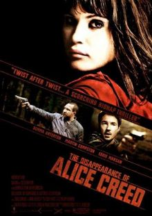 Исчезновение Элис Крид / The Disappearance of Alice Creed (2009) DVDRip