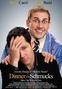 Ужин с придурками / Dinner for Schmucks (2010) DVDScr 700MB/1400MB