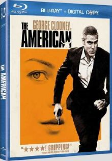 Американец / The American (2010) HDRip 700MB/1400MB