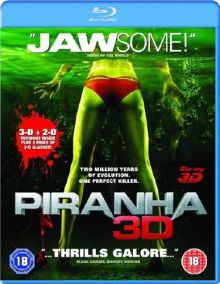 Пираньи / Piranha (2010) HDRip 700MB/1400MB