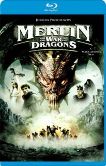 Мерлин и Война Драконов / Merlin and the War of the Dragons (2008) DVDRip