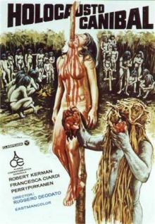 Ад каннибалов / Cannibal Holocaust (1980) DVDRip