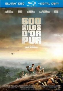 600 кг золота / 600 kilos d'or pur (2010) HDRip 700MB/1400MB/BDRip/1080p