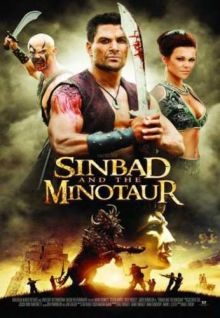 Синдбад и Минотавр / Sinbad and the Minotaur (2010) DVDRip