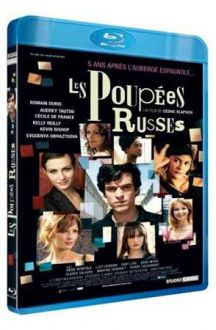 Красотки / The Russian Dolls / Les Poupees Russes (2005) DVDRip
