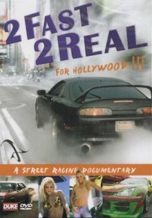 Уличный форсаж 3 / 2Fast2Real For Hollywood 3 (DVDRip)